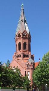 Passionskirche Kreuzberg
