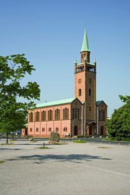 St.-Matthäus-Kirche im Kulturforum Tiergarten