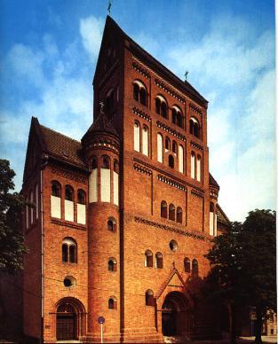 Rosenkranz-Basilika Steglitz