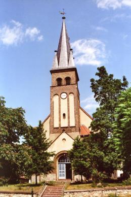 Dorfkirche Rahnsdorf